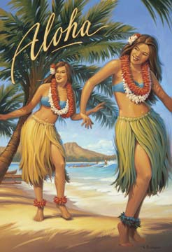 hawaii-beach-hula-girls