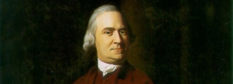 SAMUEL ADAMS, GREAT AMERICAN PATRIOT